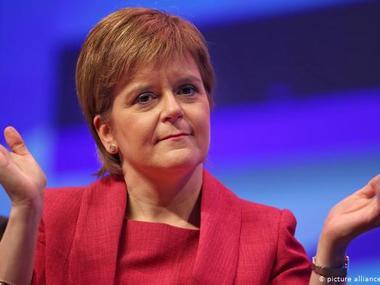 У Шотландії хочуть провести новий референдум про незалежність