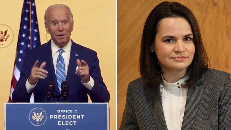 Білоруська опозиція закликала Вашингтон здійснити натиск на Лукашенка