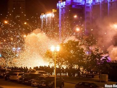 МВС Білорусі повідомило про першого загиблого в ході протестів