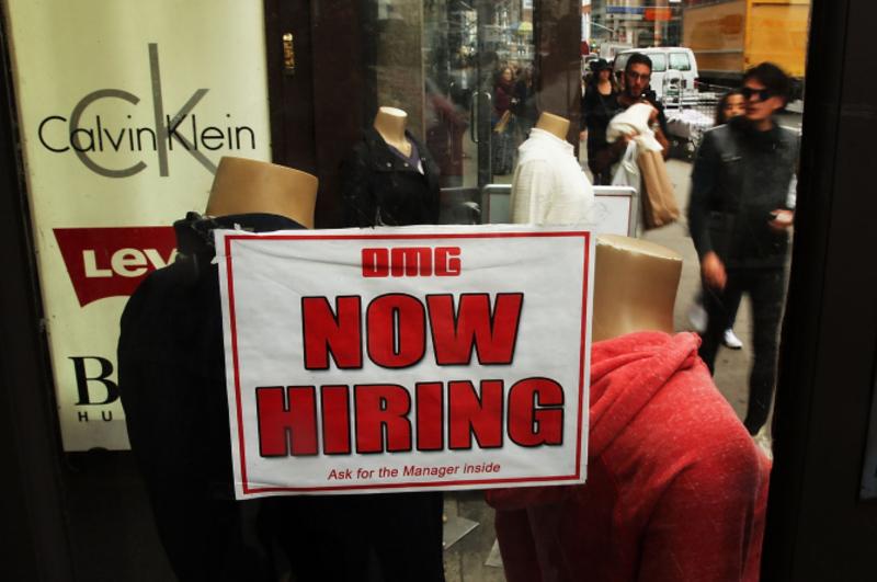 Економіка США отримала нові 248 000 робочих місць у вересні