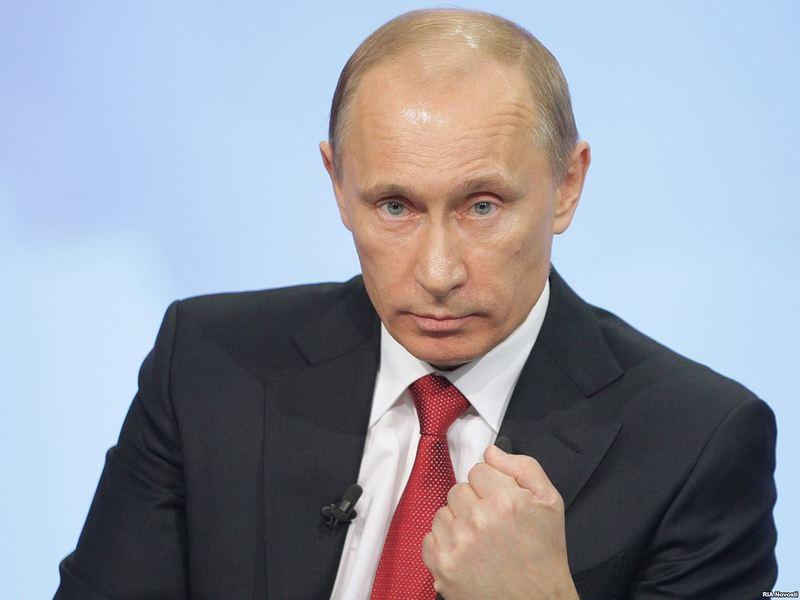 Пояснень про ситуацію з рублем росіяни від Путіна не отримають