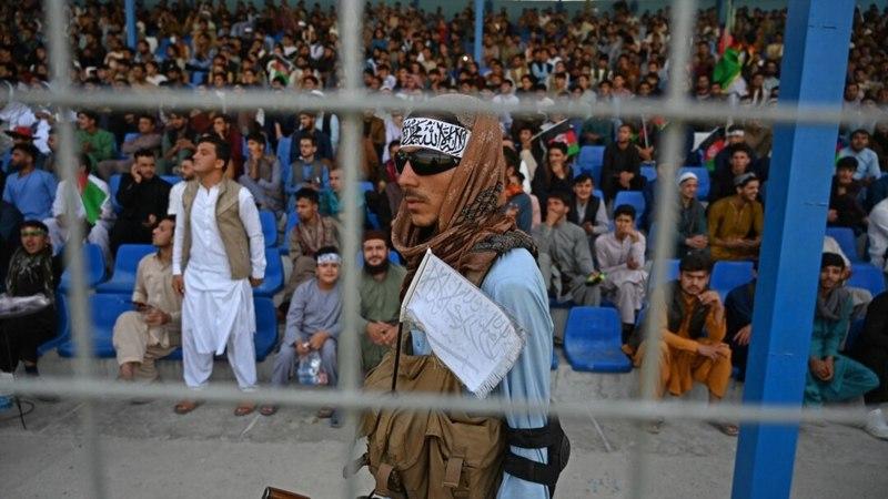 «Талібан» заборонив жінкам займатися спортом