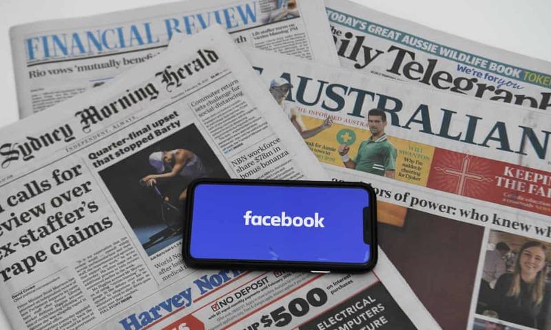 Facebook відновить сторінки ЗМІ в Австралії
