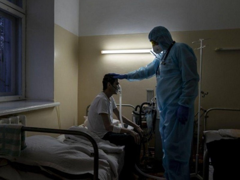 В Україні вже 2,316 млн випадків COVID-19, за добу - 2 196