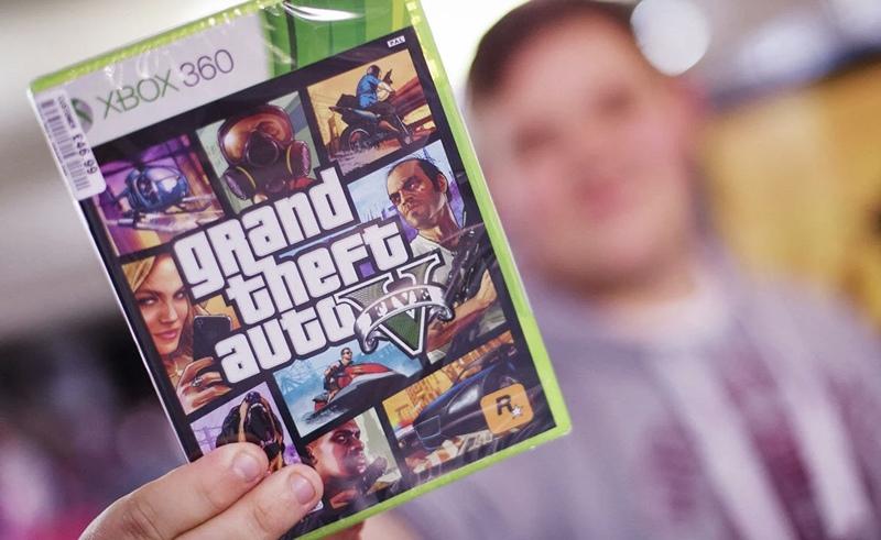 У Чикаго хочуть заборонити гру GTA