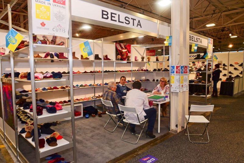 Українські виробники взуття зробили прорив на канадському ринку