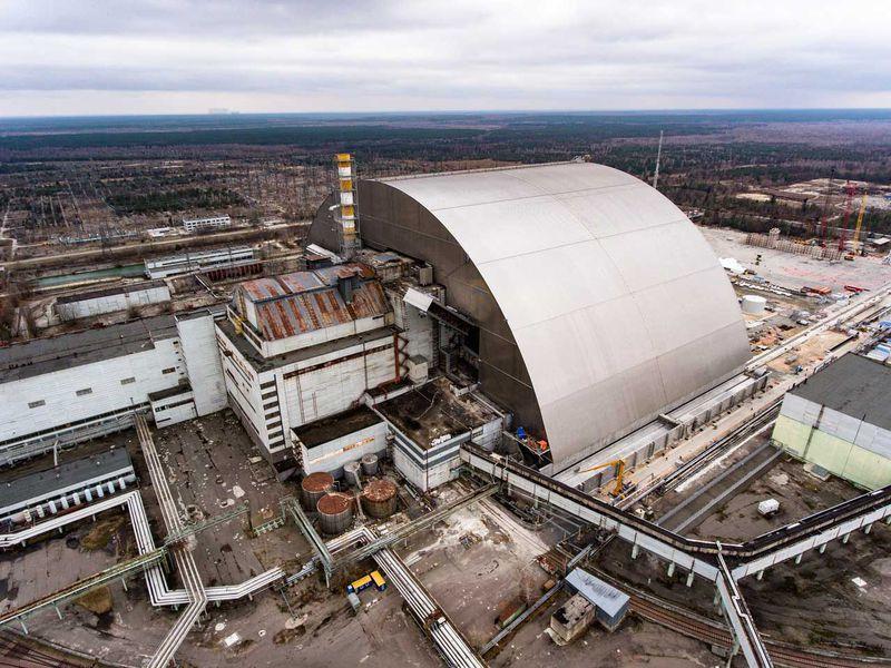 Корейці допоможуть знешкоджувати радіацію на Чорнобильській АЕС
