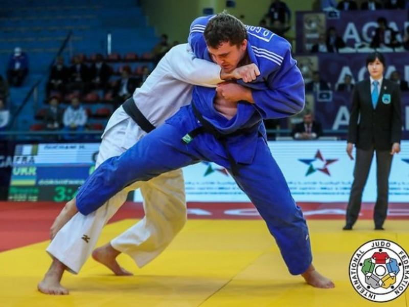 Українські дзюдоїсти здобули чотири медалі на Кубку Європи