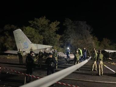 На Харківщині розбився розбився літак з курсантами - загинули 25 людей