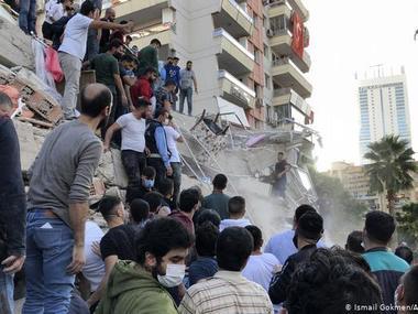 У Туреччині стався потужний землетрус, є загиблі