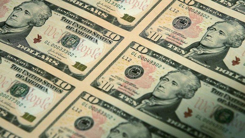 Вперше за століття  на американській валюті буде зображено жінку