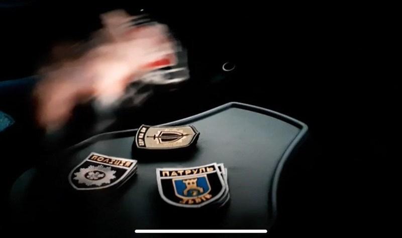 Українська поліція з'явилася у новому британсько-американському фільмі