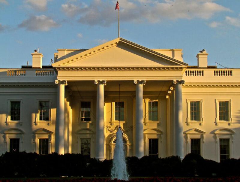 Білий дім знову почав публікувати списки відвідувачів