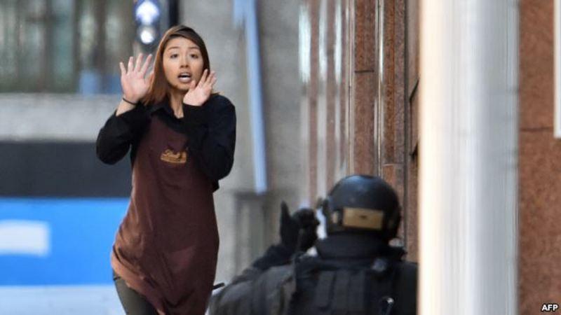 П'ятьом заручникам у Сіднеї вдалося втекти