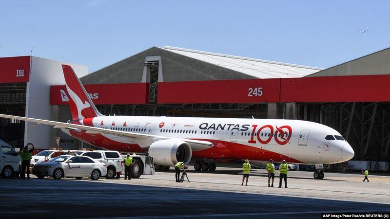 Qantas здійснила найдовший безпосадковий переліт в історії