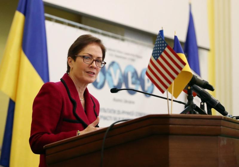 Посольство США закликало Кремль повернути Україні Крим