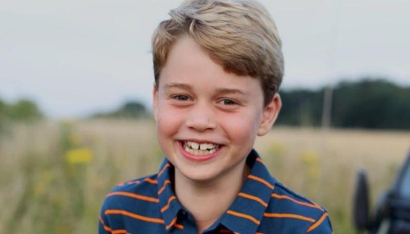 Старший син принца Вільяма і Кейт Міддлтон святкує День народження
