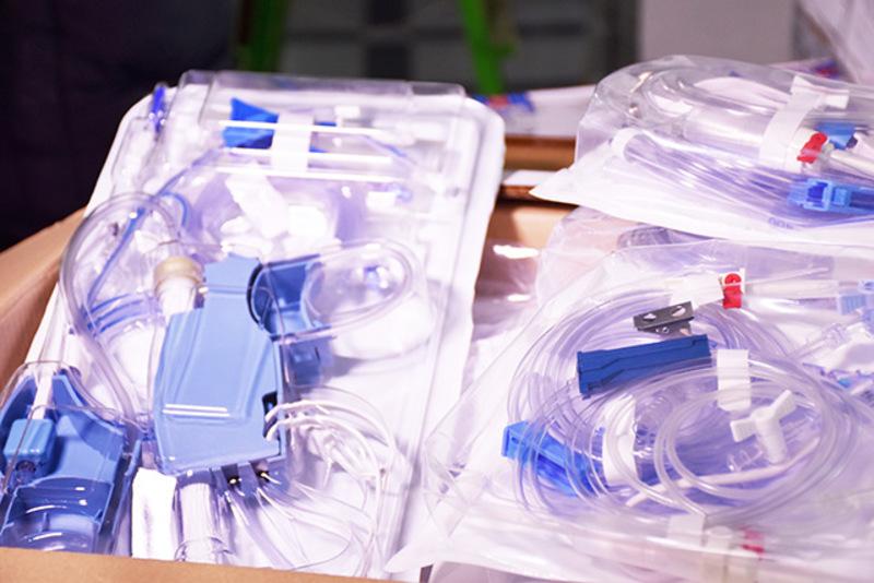 Медичний університет Алабами допоміг лікарням на сході України