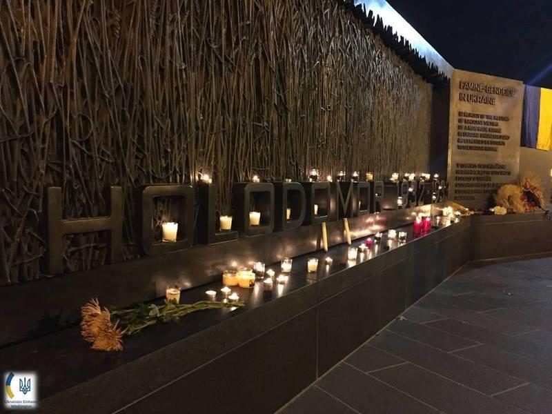 Діаспора Сполучених Штатів вшанує пам'ять жертв Голодомору
