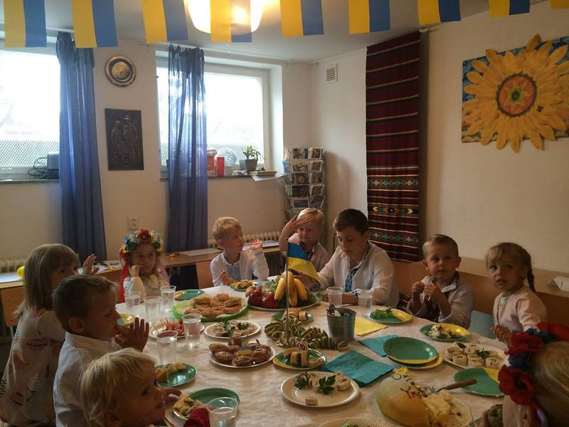 У Швеції відкрили першу українську школу