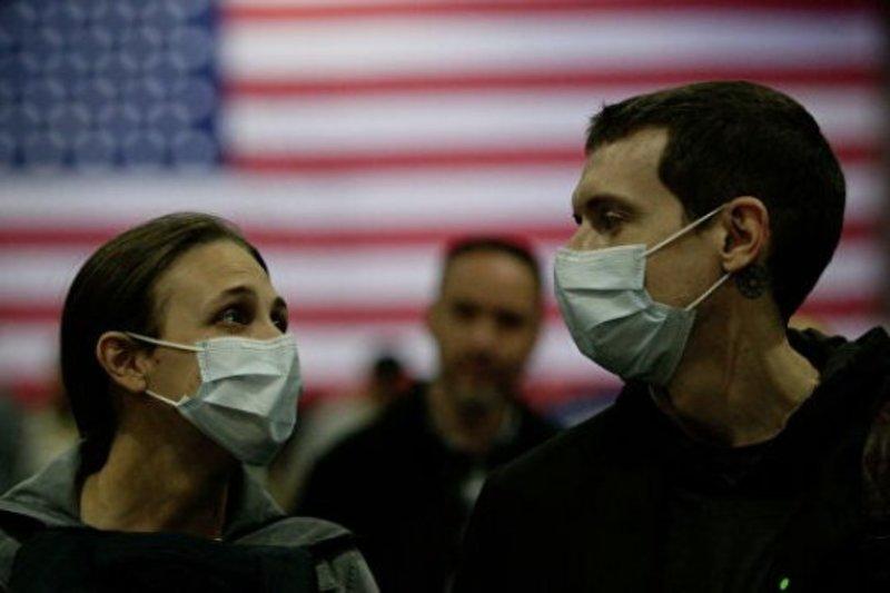 США вийшли на третє місце в світі за кількістю заражених коронавірусом
