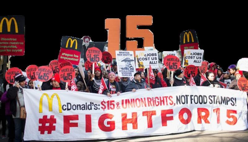 Чому працівники McDonald`s збираються на страйк