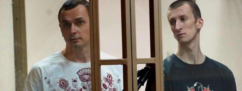 СКУ закликає звільнити незаконно ув'язнених Сенцова та Кольченка