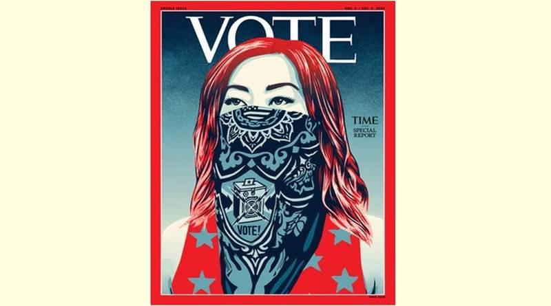 Журнал Time вперше за 100 років змінив логотип