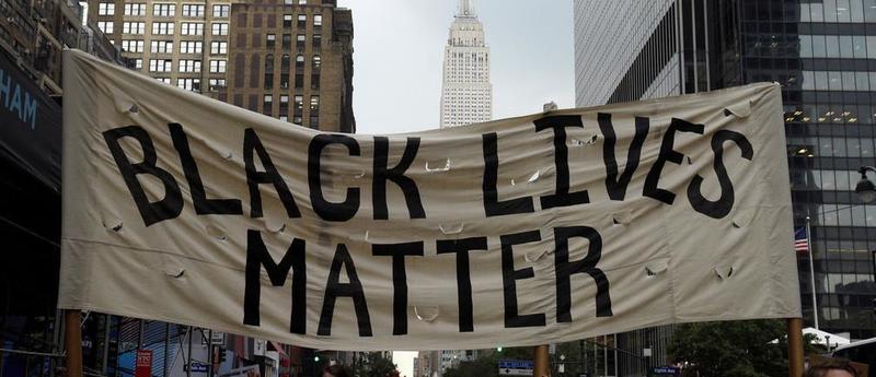 У кожному районі Нью-Йорка з'явиться вулиця під назвою «Black Lives Matter»