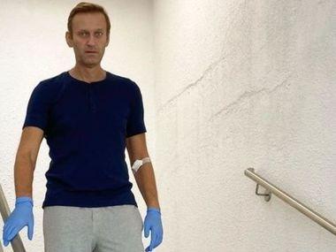 Навальний розповів, як одужує після отруєння
