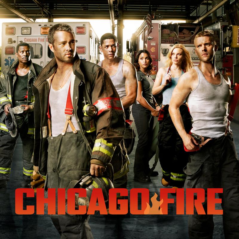 NBC's Chicago Fire шукає справжніх лікарів, медсестер і поліцейських в Чикаго, штат Іллінойс