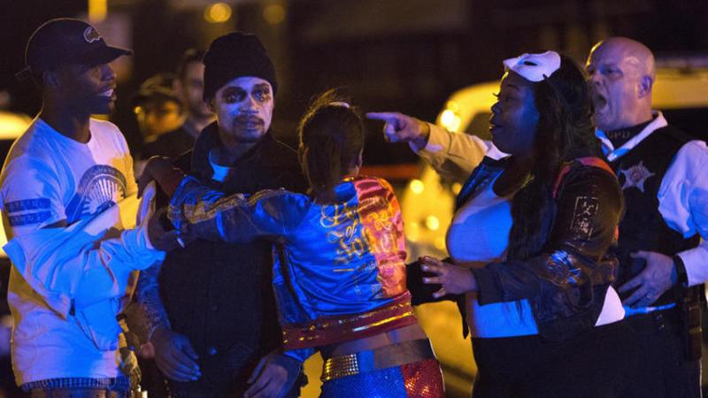 На Хелловін у Чикаго зареєстрували рекордну кількість смертей