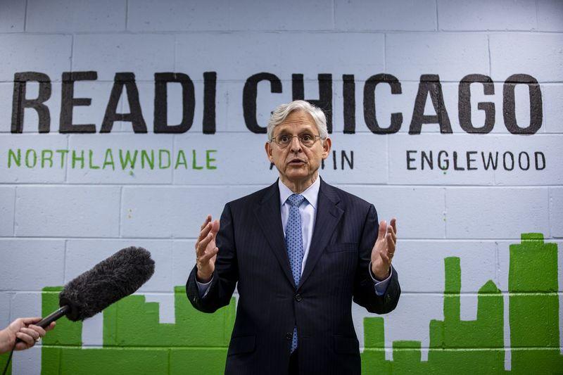 Генеральний прокурор США відвідав Чикаго