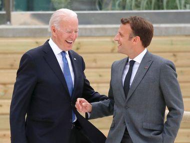 Байден та Макрон зустрінуться на полях саміту G20