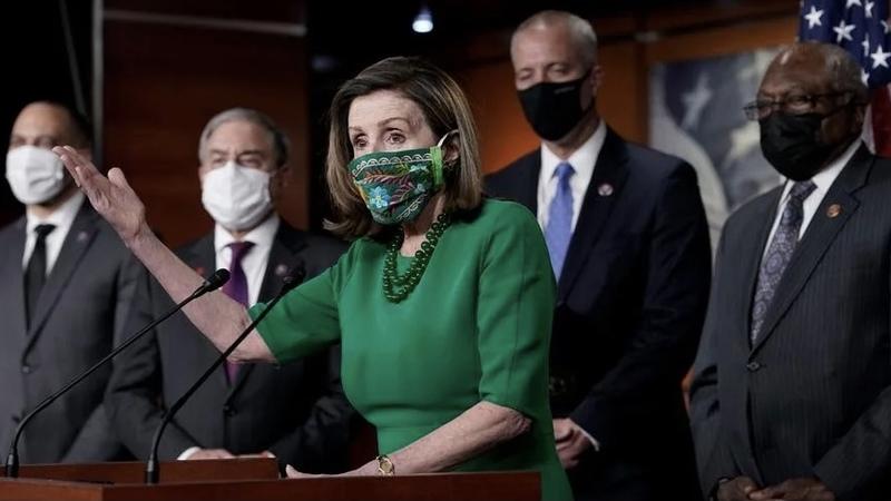 Палата представників США ухвалила пакет допомоги на 1,9 трильйона доларів