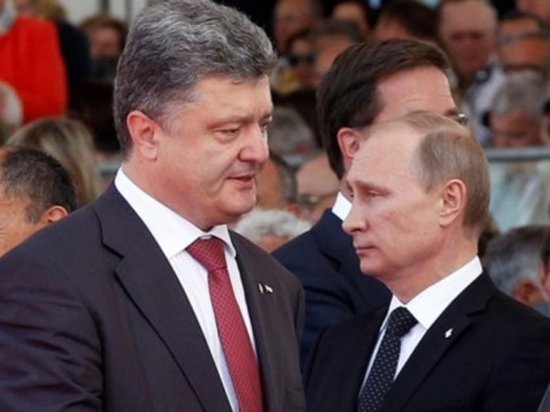 Порошенко і Путін зустрінуться в Мілані 17 жовтня, — прем'єр Італії