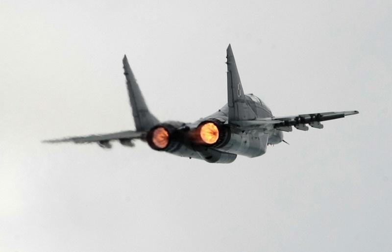Болгарія відмовиться від використання російських військових літаків
