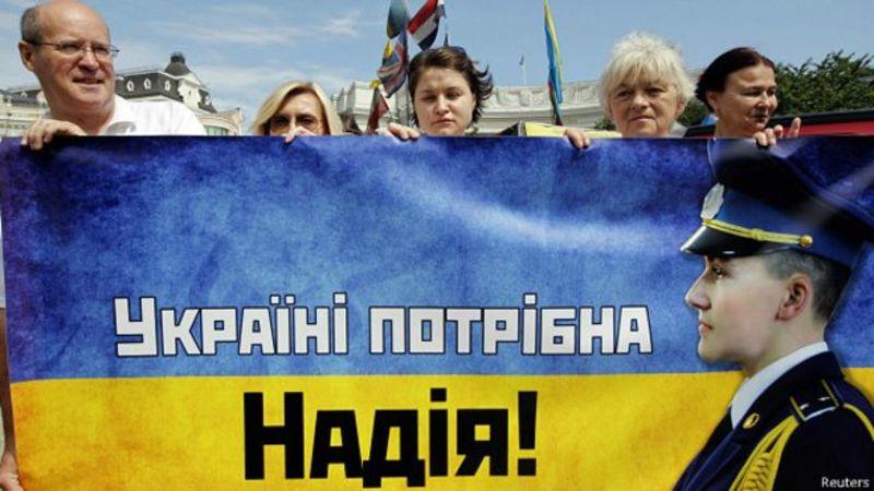 Льотчицю Савченко повернули в СІЗО
