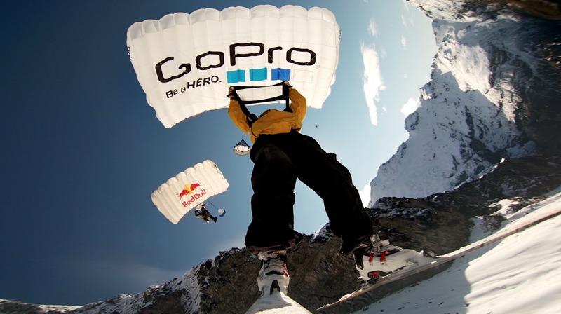 GoPro буде винагороджувати авторів найкращих роликів