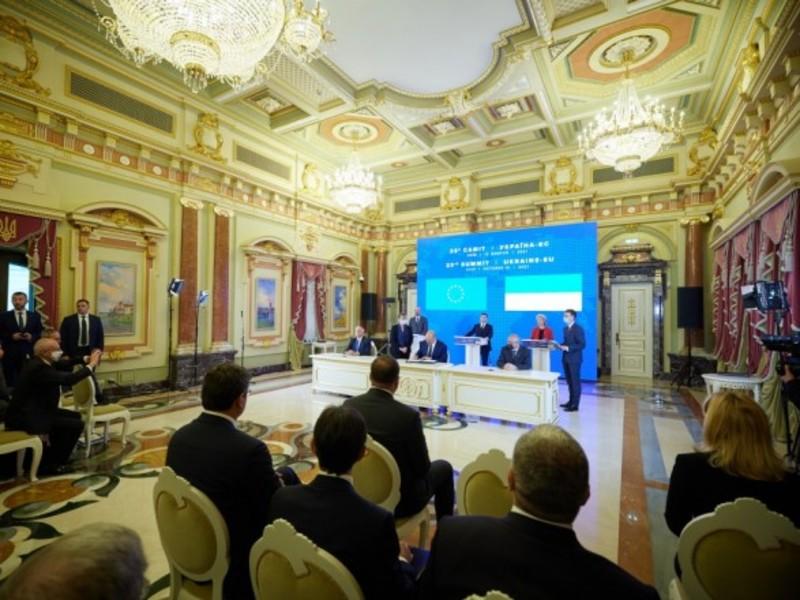 Україна та ЄС підписали ряд угод: деталі