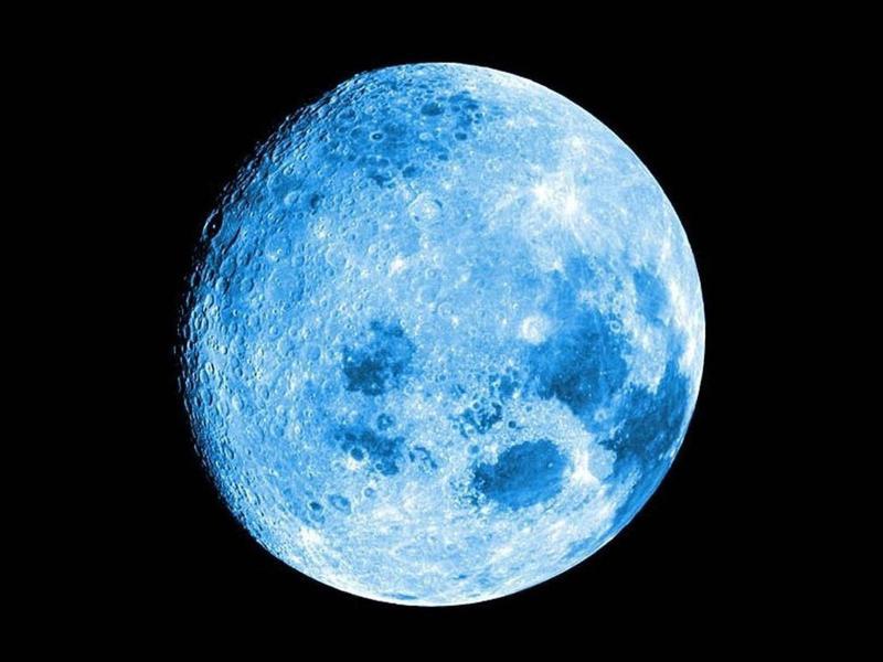 Завтра земляни зможуть побачити унікальне явище – «блакитний Місяць»