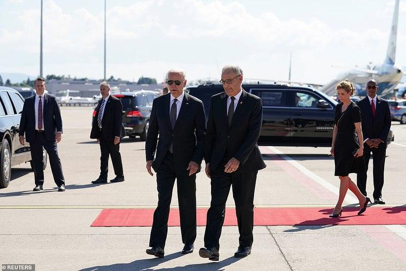 Джо Байден заявив про готовність до саміту з Володимиром Путіним