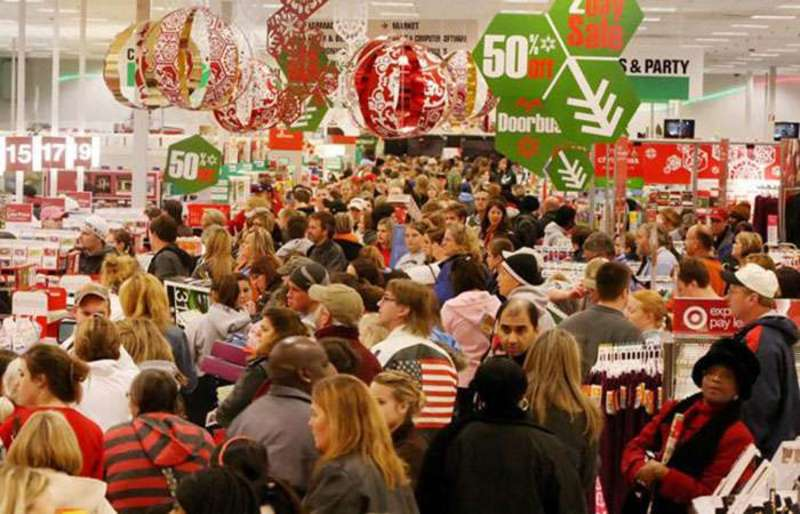 Usa Estimates Suggest Early Black Friday Sales Not Up To The Mark Uapost Ukrainian American Media