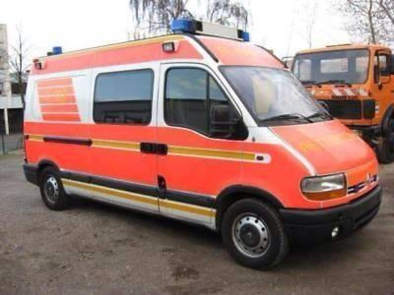 Українці зі штату Айова придбали машину швидкої допомоги для АТО