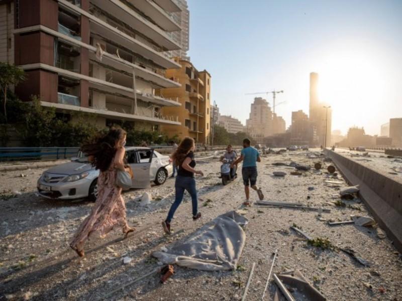 Українка з Лівану: у Бейруті не залишилось будинку, що не зазнав пошкоджень