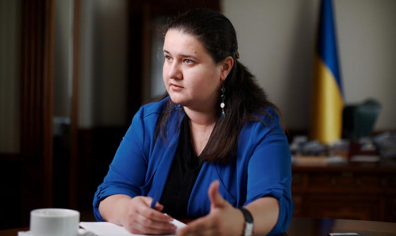 Нова посол України вирушила до США
