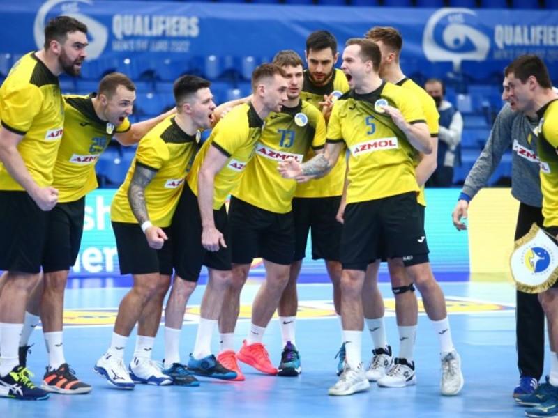 Гандбол: збірна України завоювала першу перемогу у відборі на Євро-2022