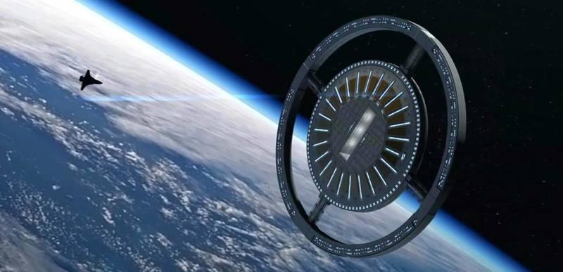 На орбіті готуються побудувати приватний курорт