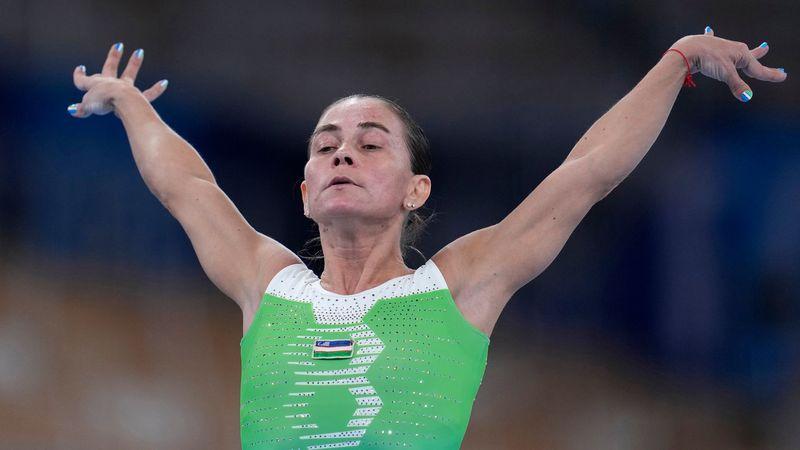 46-річна гімнастка з Узбекистану завершила кар'єру