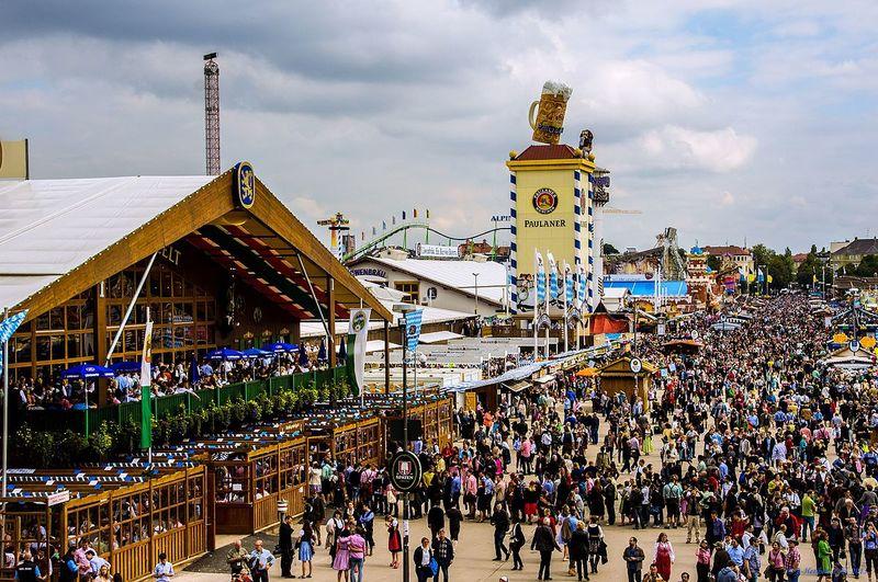 Німецький фестиваль Октоберфест знову скасували